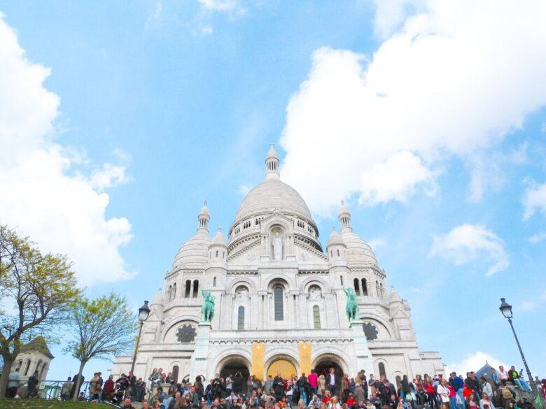 パリ旅行で行きたい定番スポット:サクレクール寺院