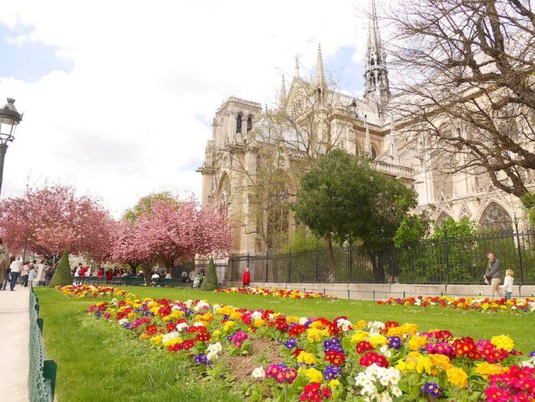 パリ旅行で行きたい定番スポット:ノートルダム