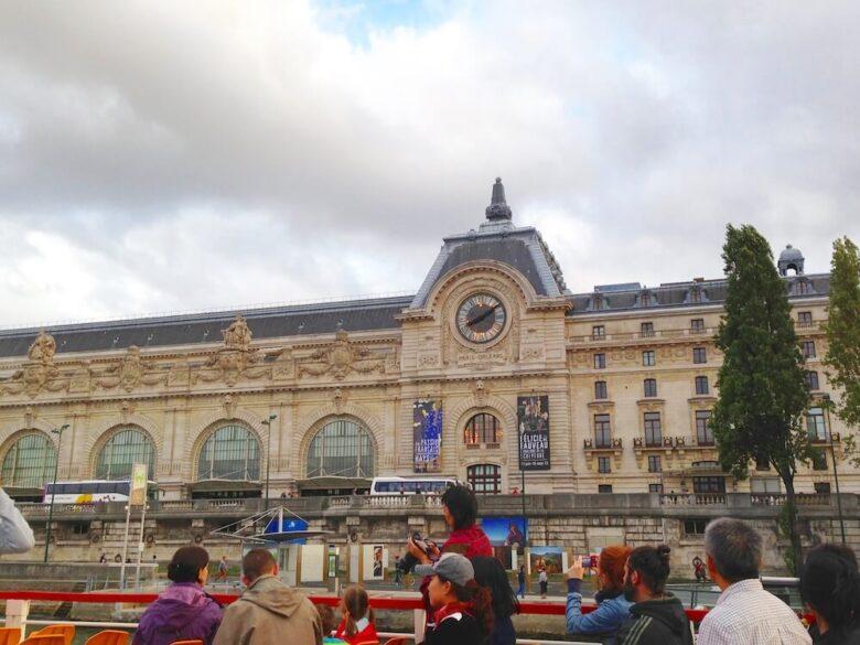 パリ旅行で行きたい定番スポット:オルセー美術館