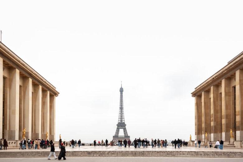 パリ旅行で行きたい定番スポット:エッフェル塔