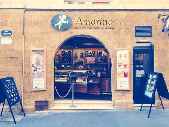 Amorinoエクスアンプロヴァンス店