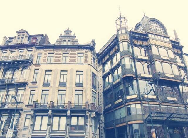 ブリュッセルの楽器美術館