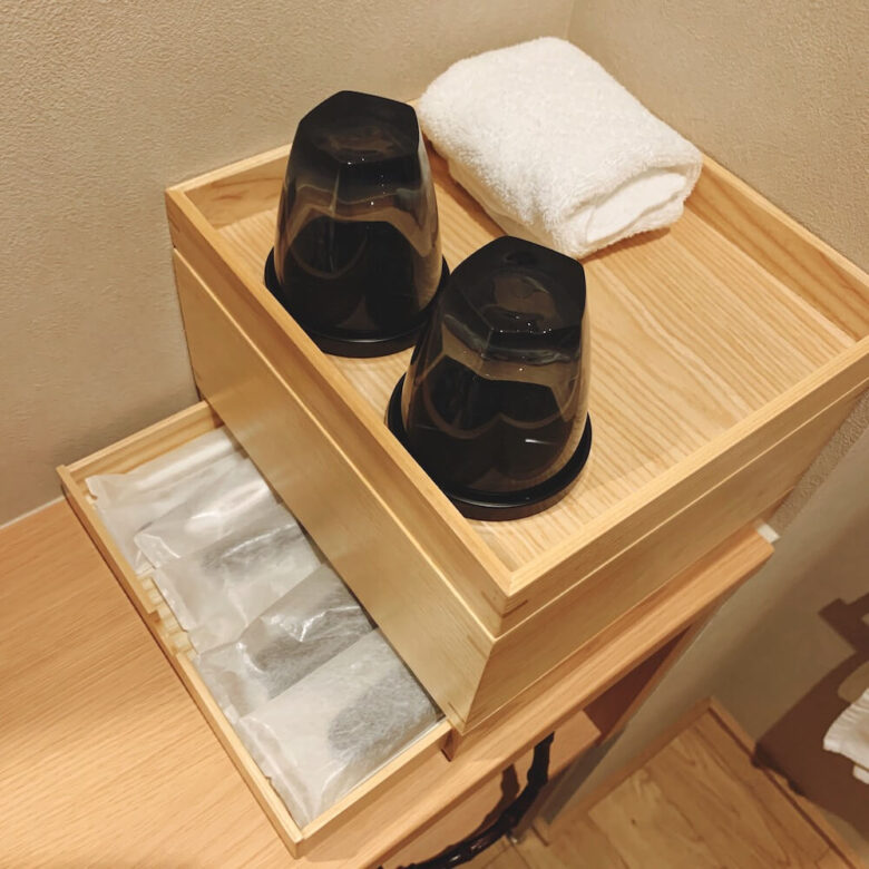 温泉旅館由縁札幌・アメニティ